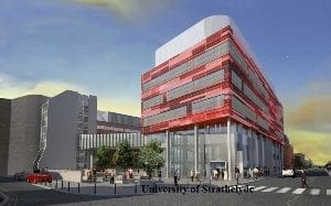 University of Strathclyde Science International Research Scholarship in UK, 2019