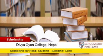 Divya Gyan colleges programmes in Nepal, 2019