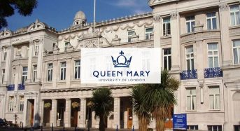 Chevening Partner Award for Economics at Queen Mary University of London, 2019
