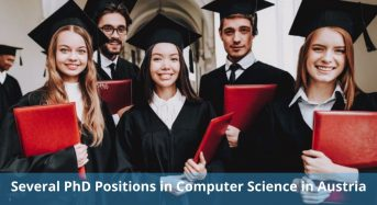 Several PhD Positions in Computer Science in Austria