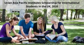 Uclan Asia Pacific Institutes funding for International Students in the UK