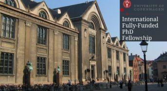 International Fully-FundedPhD Fellowship in Vascular Physiology at the University of Copenhagen